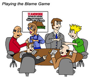 Moving beyond the blame game in disaster recovery