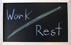 Finding Work-Rest Balance